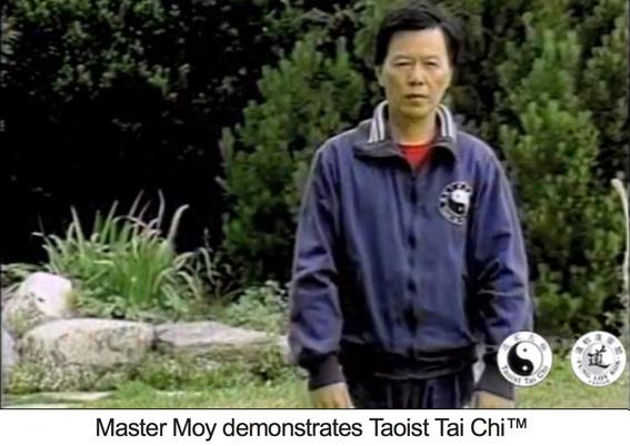 Fondateur du Tai Chi taoïste